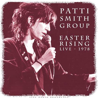 Patti Smith - Best of Easter Rising Live 1978 (LP)