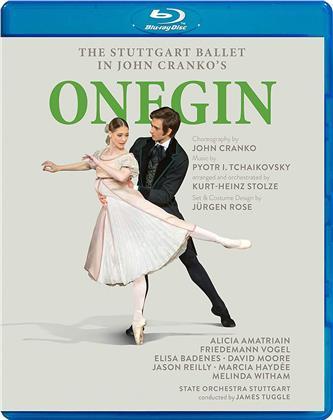 Stuttgart Ballet, Staatsoper Stuttgart & John Cranko - Onegin (Unitel Classica)