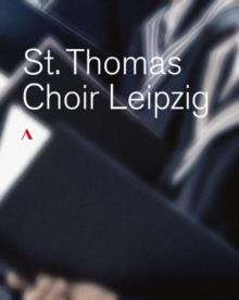 St. Thomas Choir Leipzig - Bach - Matthäus Passion & Mass in B minor (Accentus Music, 3 Blu-rays)