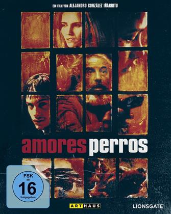 Amores Perros (2000) (Remastered, Special Edition)