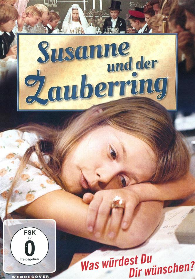Susanne und der Zauberring (1973)
