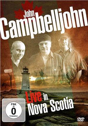 John Campbelljohn - Live in Nova Scotia
