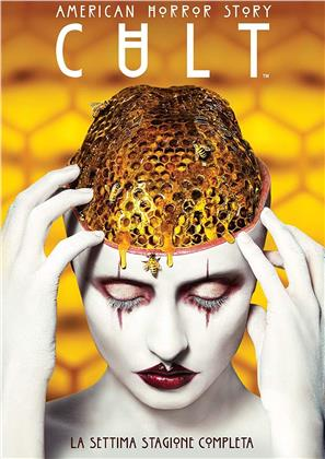 American Horror Story - Cult - Stagione 7 (3 DVDs)