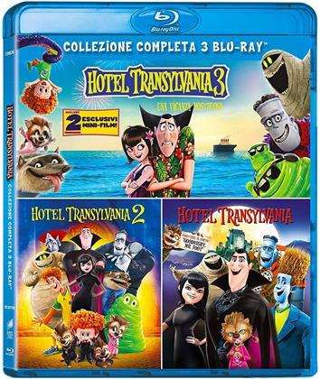 Hotel Transylvania / Hotel Transylvania 2 / Hotel Transylvania 3 - Una vacanza mostruosa (3 Blu-rays)