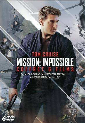 Mission Impossible 1-6 (6 DVD)