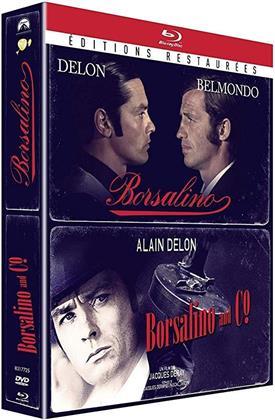 Borsalino / Borsalino and Co. (Box, Restaurierte Fassung, 2 Blu-rays + DVD)