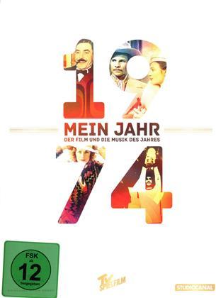 Mord im Orient-Express - Mein Jahr 1974 - Der Film und die Musik des Jahres (1974) (DVD + CD)