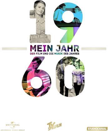 Ausser Atem - Mein Jahr 1960 - Der Film und die Musik des Jahres (1960) (DVD + CD)
