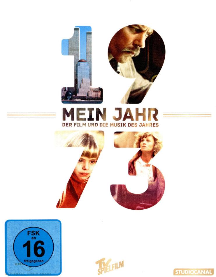 Wenn die Gondeln Trauer tragen - Mein Jahr 1973 - Der Film und die Musik des Jahres (1973) (DVD + CD)
