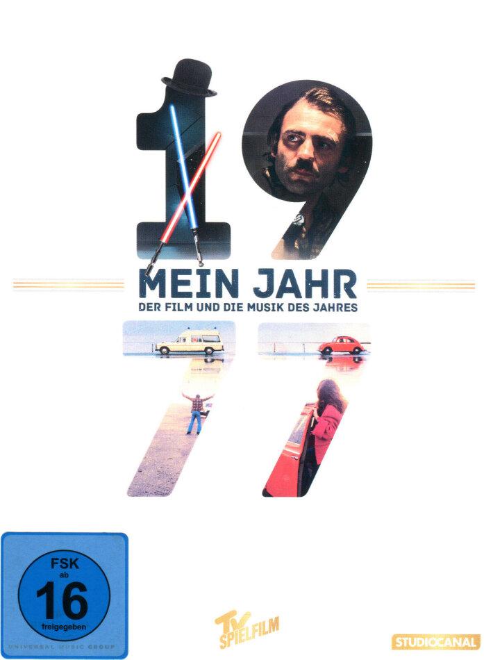 Der amerikanische Freund - Mein Jahr 1977 - Der Film und die Musik des Jahres (1977) (DVD + 4K Ultra HD)