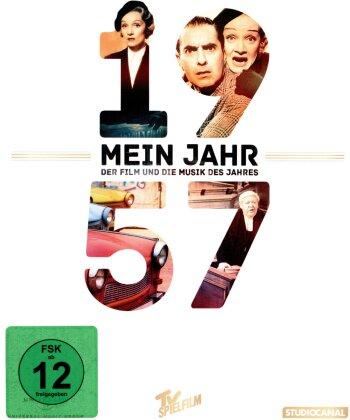 Zeugin der Anklage - Mein Jahr 1957 - Der Film und die Musik des Jahres (1957) (DVD + CD)