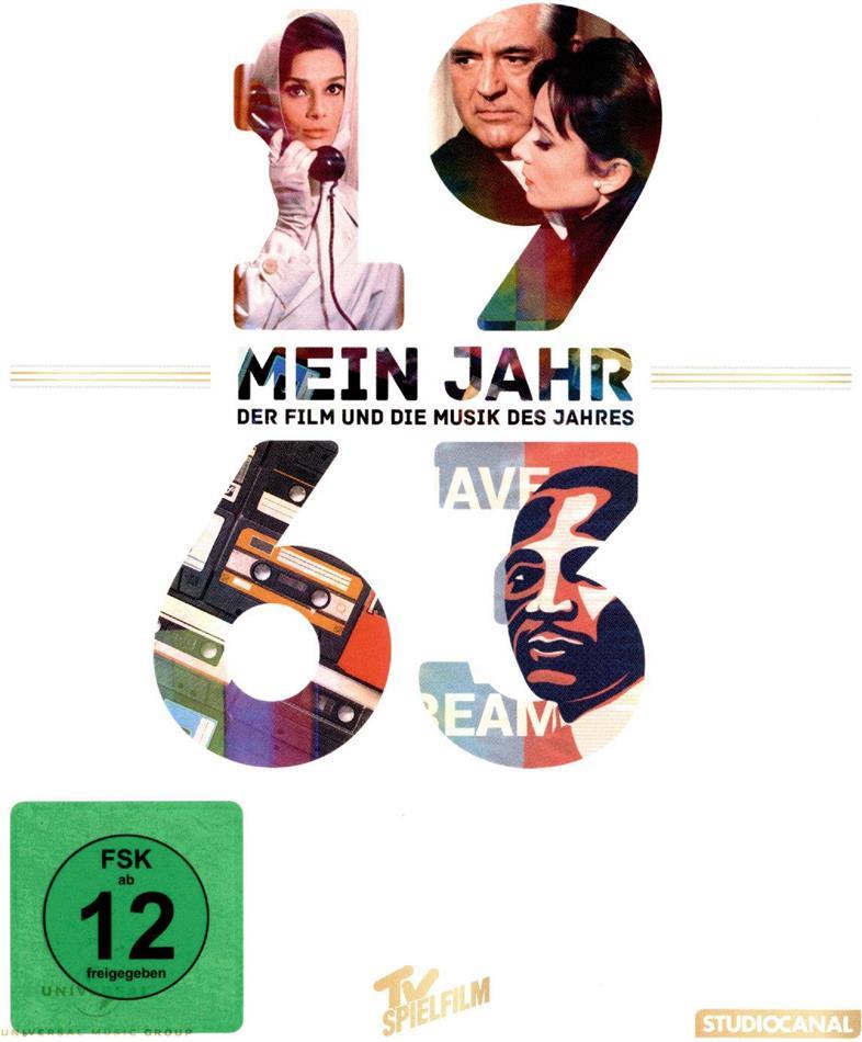 Charade - Mein Jahr 1963 - Der Film und die Musik des Jahres (1963) (DVD + CD)