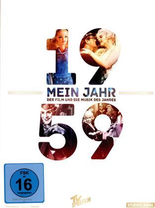 Manche mögen's heiss - Mein Jahr 1959 - Der Film und die Musik des Jahres (1959) (DVD + CD)