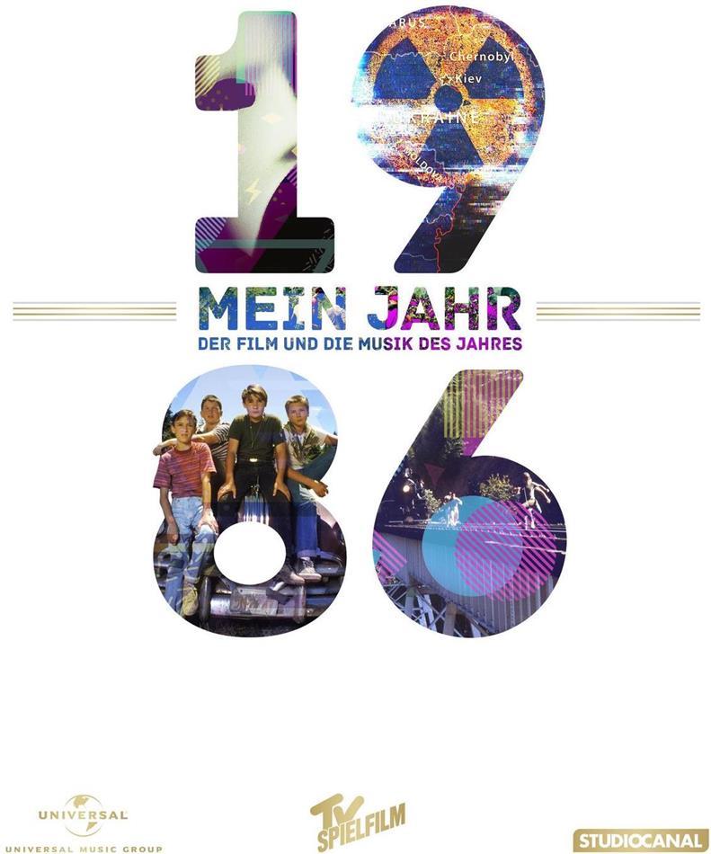Stand by Me - Mein Jahr 1986 - Der Film und die Musik des Jahres (1986) (DVD + CD)