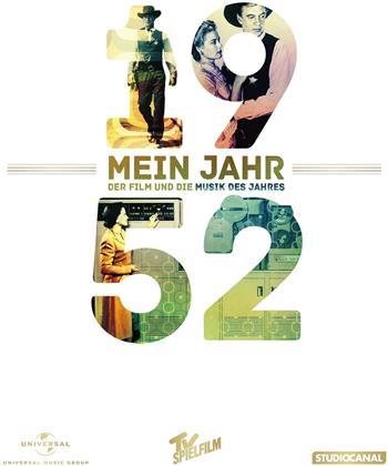 Zwölf Uhr mittags - Mein Jahr 1952 - Der Film und die Musik des Jahres (1952) (DVD + CD)