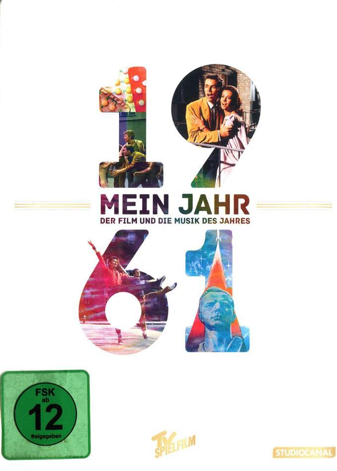 West Side Story - Mein Jahr 1961 - Der Film und die Musik des Jahres (1961) (DVD + CD)