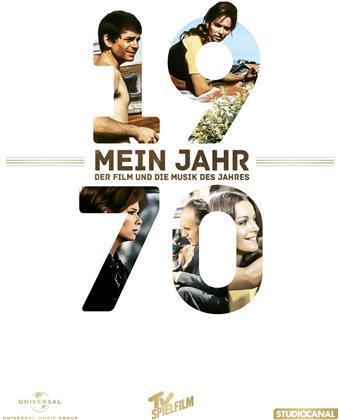 Die Dinge des Lebens - Mein Jahr 1970 - Der Film und die Musik des Jahres (1970) (DVD + CD)