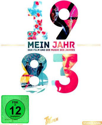 The Outsiders - Mein Jahr 1983 - Der Film und die Musik des Jahres (1983) (DVD + CD)