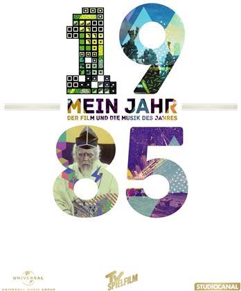 Ran - Mein Jahr 1985 - Der Film und die Musik des Jahres (1985) (DVD + CD)