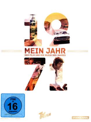 Fluchtpunkt San Francisco - Mein Jahr 1971 - Der Film und die Musik des Jahres (1971) (DVD + CD)