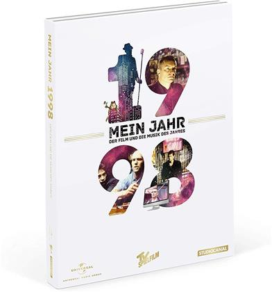 Bube Dame König Gras - Mein Jahr 1998 - Der Film und die Musik des Jahres (1998) (DVD + CD)