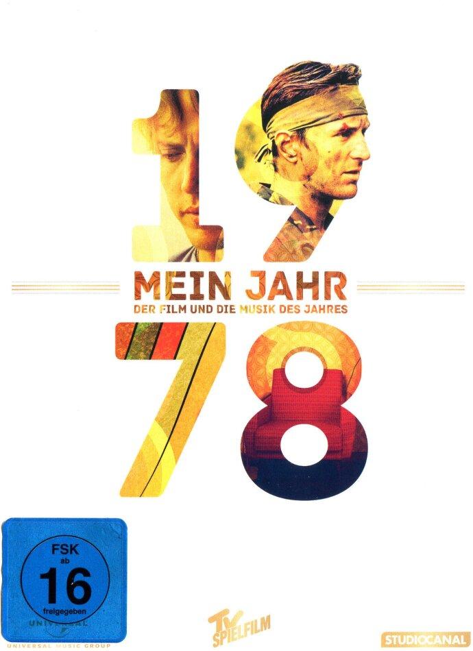 Die durch die Hölle gehen - Mein Jahr 1978 - Der Film und die Musik des Jahres (1978) (DVD + CD)
