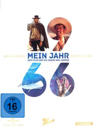 Zwei glorreiche Halunken - Mein Jahr 1966 - Der Film und die Musik des Jahres (1966) (DVD + CD)