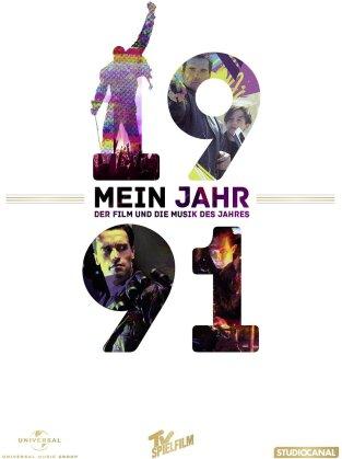 Terminator 2 - Mein Jahr 1991 - Der Film und die Musik des Jahres (1991) (DVD + CD)