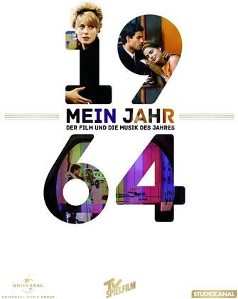 Die Regenschirme von Cherbourg - Mein Jahr 1964 - Der Film und die Musik des Jahres (1964) (DVD + CD)
