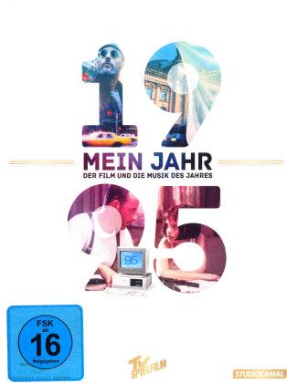 Leon - Der Profi - Mein Jahr 1995 - Der Film und die Musik des Jahres (1994) (DVD + CD)