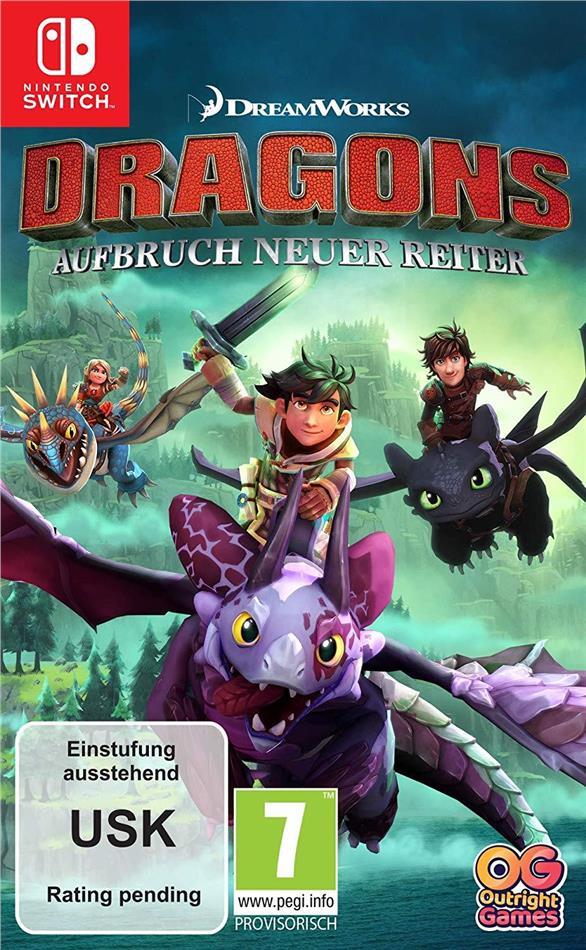 Drachen - Aufbruch neuer Reiter