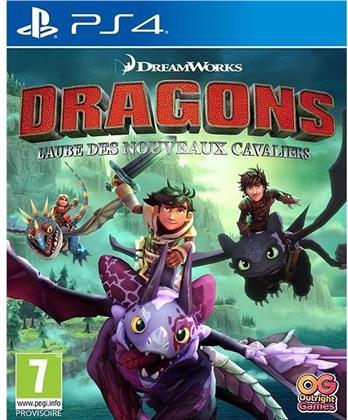 Dragons - L'aube des nouveaux cavaliers