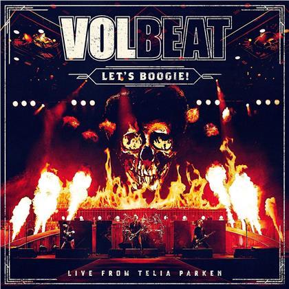 Volbeat - Let's Boogie! Live From Telia Parken (3 LPs)
