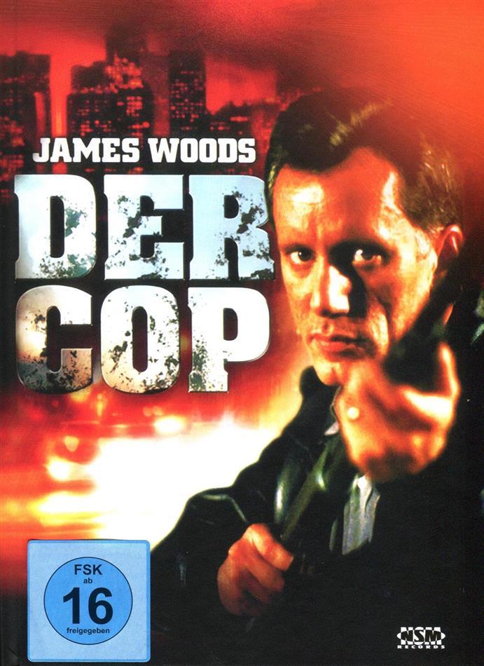 Der Cop (1988) (Cover B, Limited Edition, Mediabook, Blu-ray + DVD)