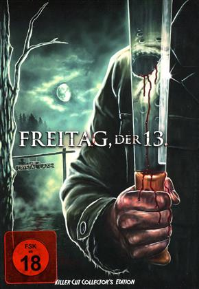 Freitag der 13. (2009) (Killer Cut, Cover C, Collector's Edition, Limited Edition, Mediabook, Uncut)
