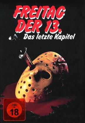 Freitag der 13. - Teil 4 - Das letzte Kapitel (1984) (Cover B, Limited Edition, Mediabook, Uncut)