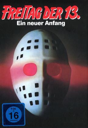 Freitag der 13. - Teil 5 - Ein neuer Anfang (1985) (Cover B, Edizione Limitata, Mediabook, Uncut)