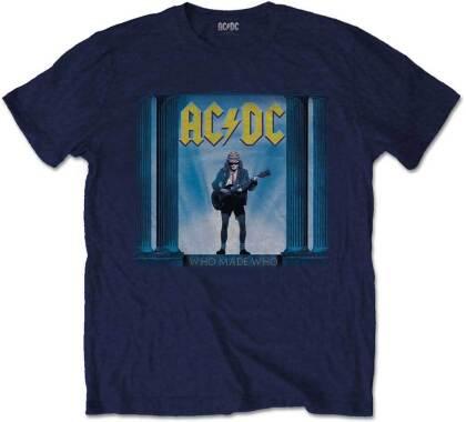 AC/DC Unisex Tee - Who Man Who