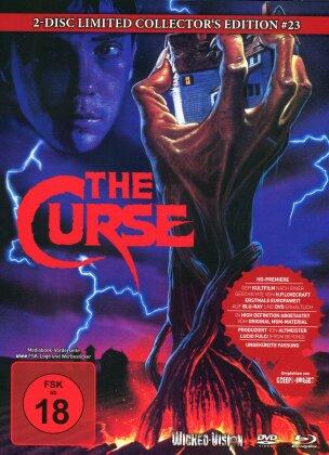 The Curse (1987) (Limited Edition, Mediabook, Uncut, Blu-ray + DVD)