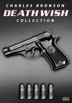 Death Wish Collection - 1-5 (5 DVDs)