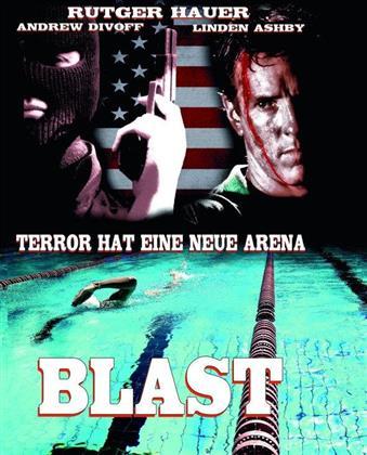 Blast (1997) (Cover C, Limited Edition, Mediabook, Uncut, Blu-ray + DVD)