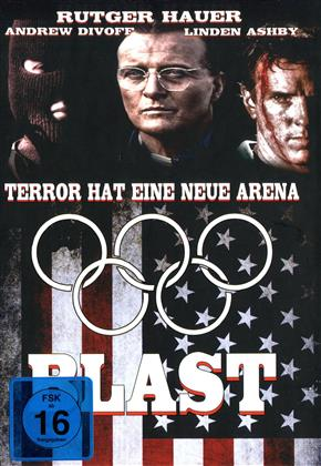 Blast (1997) (Cover B, Limited Edition, Mediabook, Uncut, Blu-ray + DVD)
