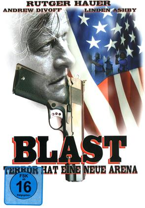 Blast (1997) (Cover A, Limited Edition, Mediabook, Uncut, Blu-ray + DVD)