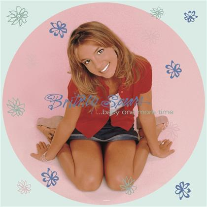 Britney Spears - Baby One More Time (2018 Reissue, Picture Disc, LP)