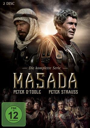 Masada - Die komplette Serie (1981) (2 DVDs)