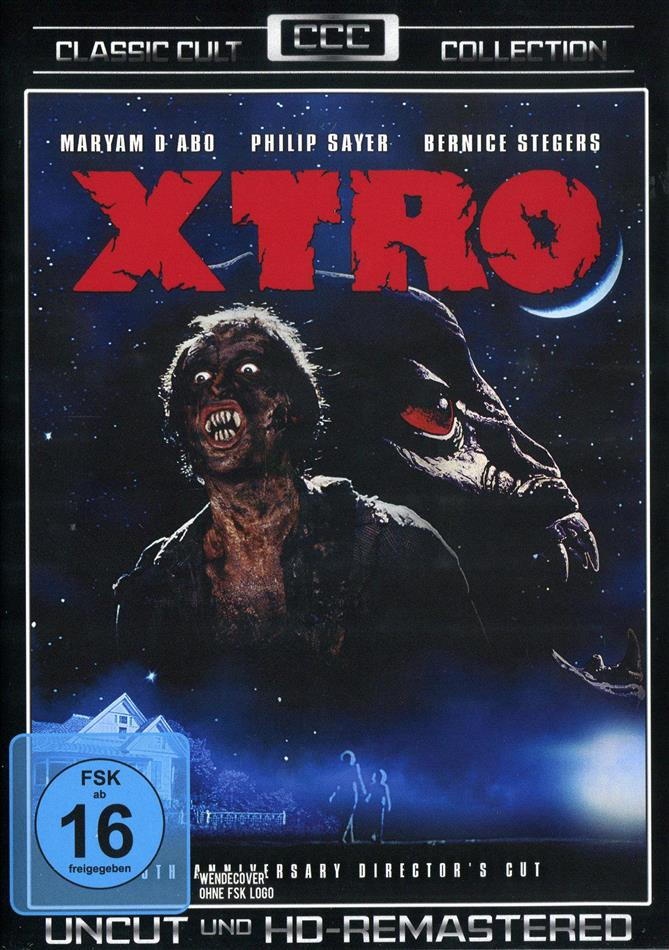 X-TRO (1982) (Classic Cult Collection, Remastered, Uncut)