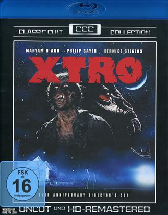 XTRO (1982) (Classic Cult Collection, 35th Anniversary Edition, Director's Cut, Remastered, Uncut)