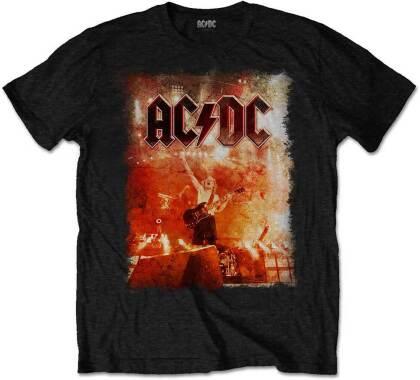 AC/DC Unisex Tee - Live Canons