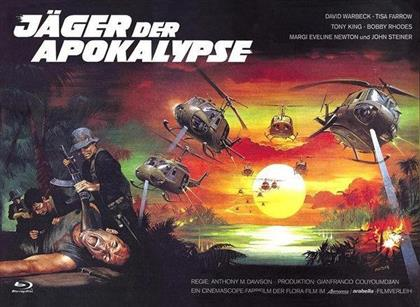 Jäger der Apokalypse (1980) (Cover B, Limited Edition, Mediabook, Blu-ray + DVD)