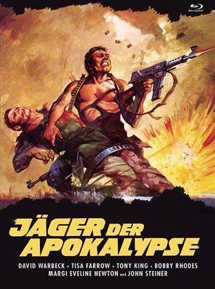 Jäger der Apokalypse (1980) (Cover C, Limited Edition, Mediabook, Blu-ray + DVD)